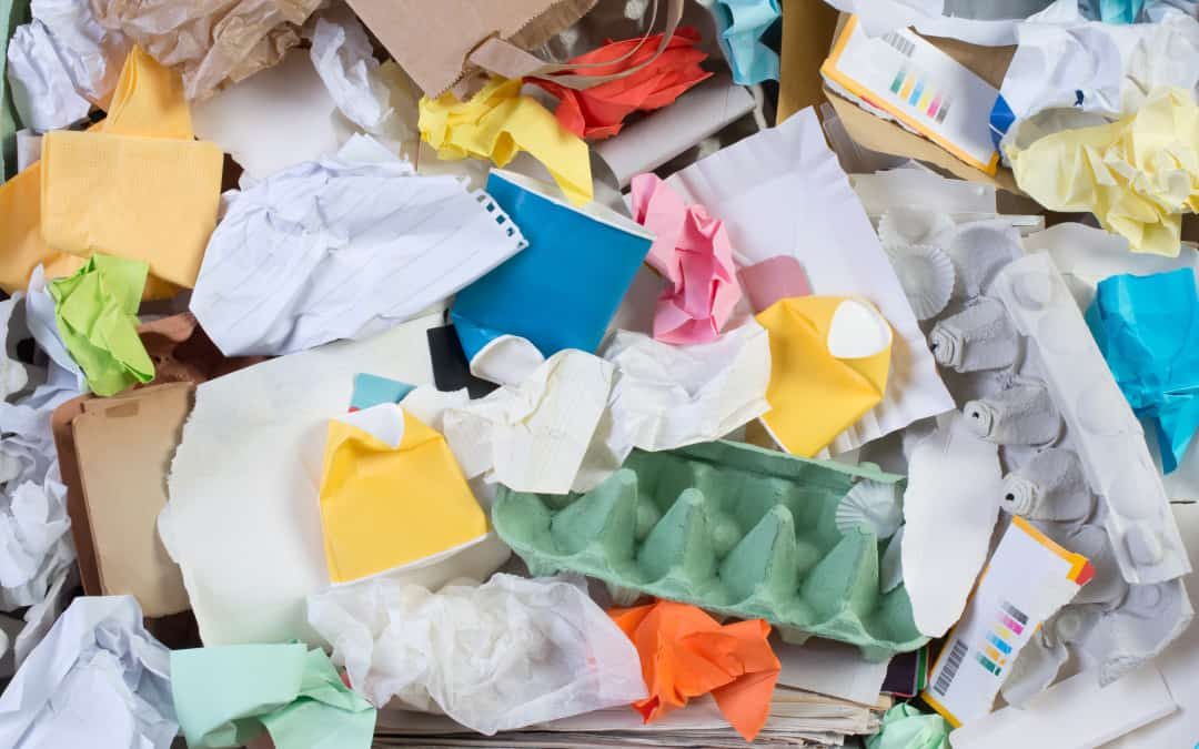 Recycling Paper At Home Is Easy!