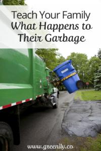 garbage | Landfill | reduce waste