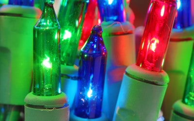 Quick Guide to Energy Efficient Christmas Lights