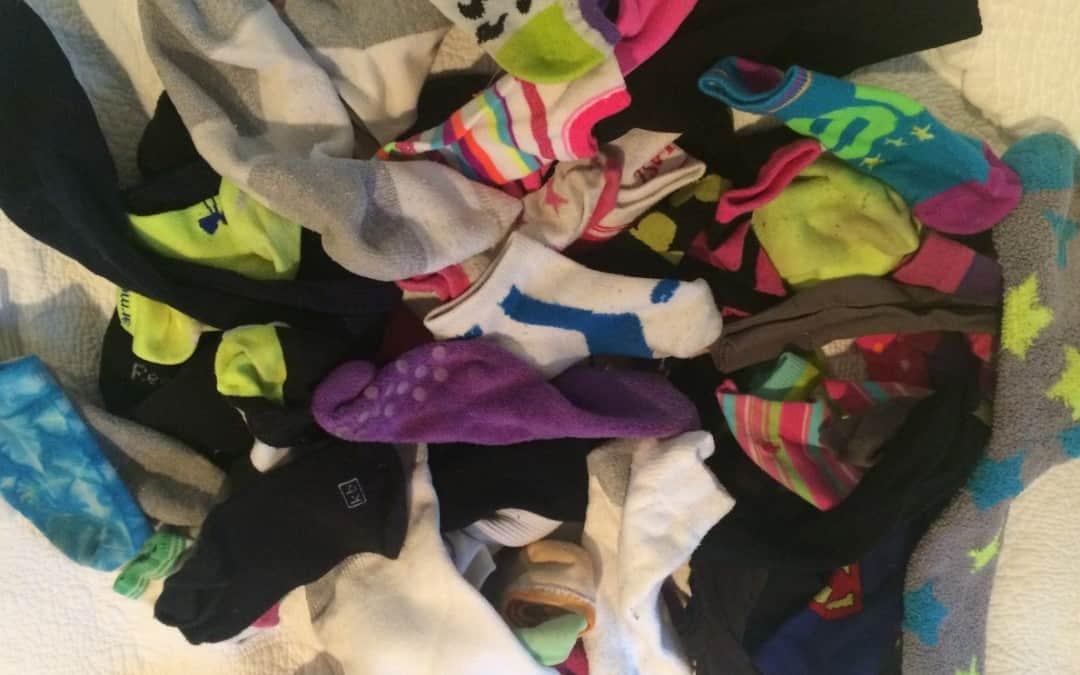 Got Lots of Single Socks?