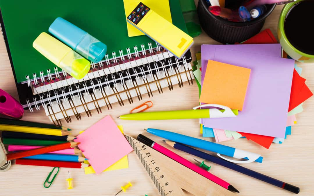 How To Easily Reuse, Recycle Or Donate School Supplies