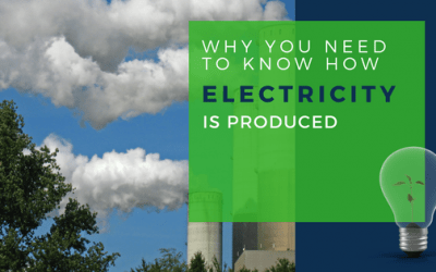 Why You Need to Know How Electricity Is Produced