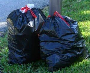 eco friendly trash bag