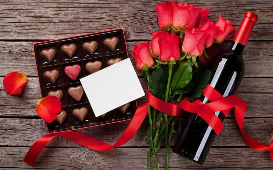 Easy Eco-Friendly Twists On Traditional Valentine's Day Gifts
