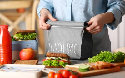 Easy Ways to Pack a Waste Free Lunch