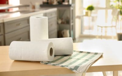 How To Stop Using Paper Towels and Paper Napkins in 6 Simple Steps
