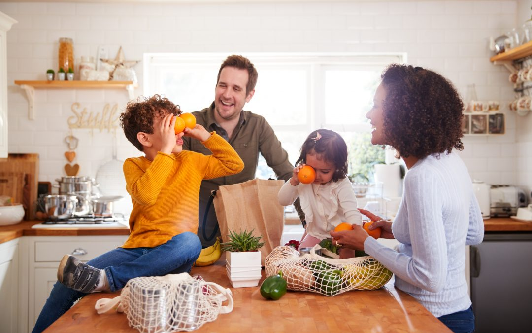 5 Easy Habits Your Family Can Start Today to Live Sustainably